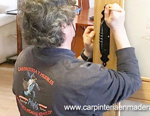 carpinteros a medida