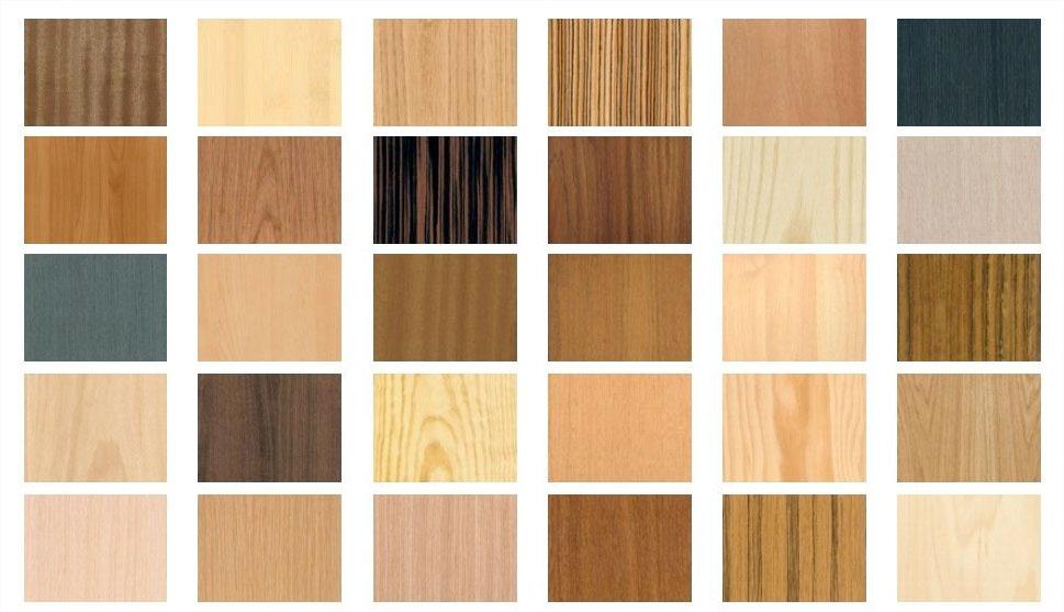 acabados madera