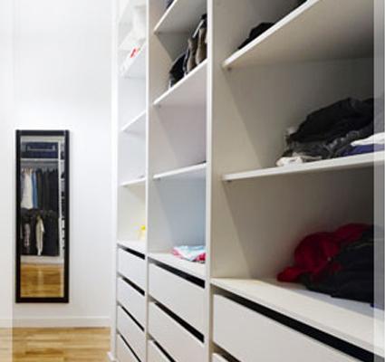 armario a medida vestidor
