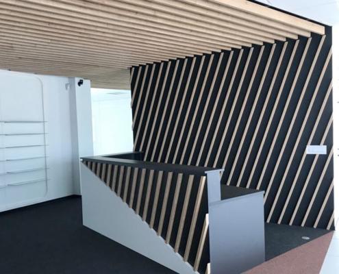 Proyectos de carpinteria a medida para empresas