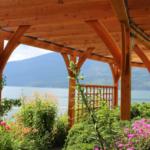 Jardín de madera, trabajos en madera para jardines y terrazas