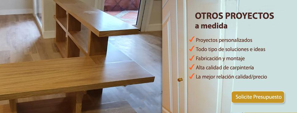 otros muebles de madera a medida